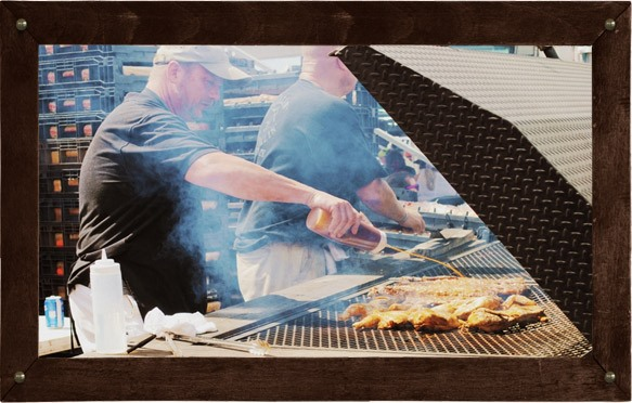 corporate bbq catering